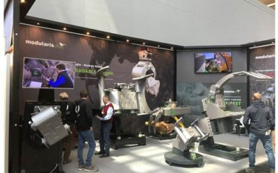 Agritechnica 2019 in Hannover